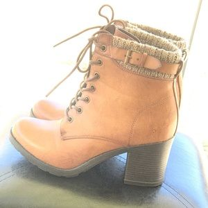 MIA Shoes - Brand new booties cozy & warm for winter !